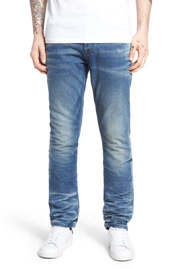 Men's Prps Demon Slim Straight Leg Jeans