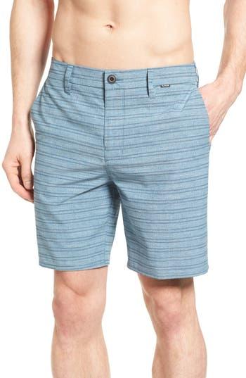 Big & Tall Hurley Phantom Gibbs Hybrid Shorts, Blue
