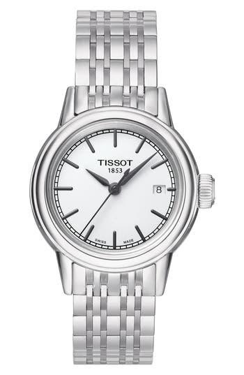 Women's Tissot Carson Bracelet Watch, 28Mm