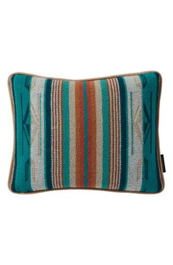 Pendleton 'Chimayo' Pillow, Size One Size - Blue/green