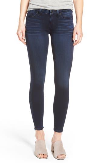 Hudson Jeans Krista Super Skinny Crop Jeans, Blue