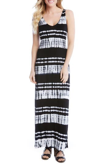 Women's Karen Kane Alana Tie Dye Maxi Dress