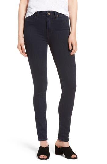 Paige Margot High Waist Ultra Skinny Jeans, Blue