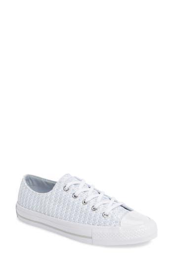 Converse Chuck Taylor All Star Gemma Ox Sneaker, Grey