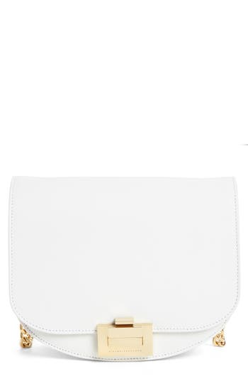 Victoria Beckham Leather Bag - White