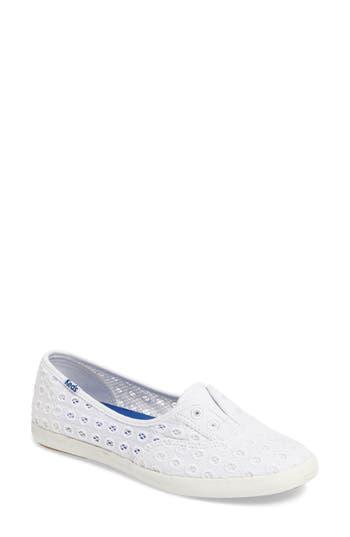 Keds Chillax Mini Slip-On Sneaker, White