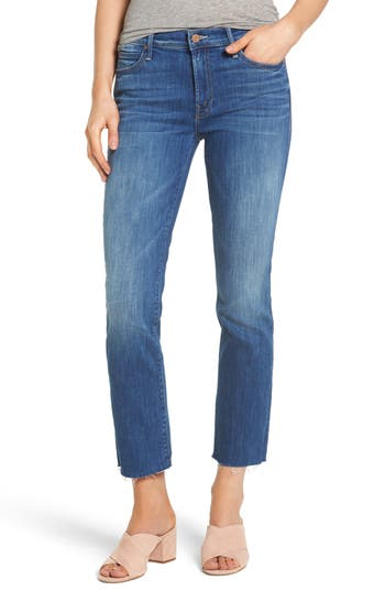 Women's Mother The Rascal Ankle Snippet Jeans