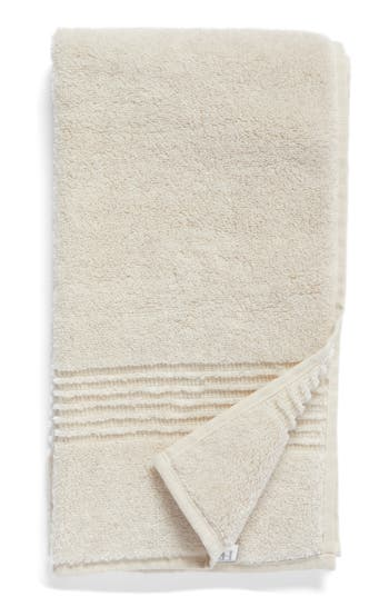 Nordstrom At Home Organic Hydrocotton Hand Towel Size One Size  White