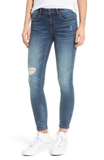 Women's Vigoss Jagger Ripped Skinny Jeans