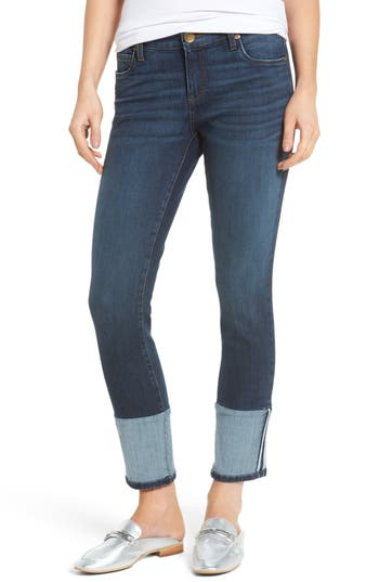 Kut From The Kloth Reese Straight Leg Jeans