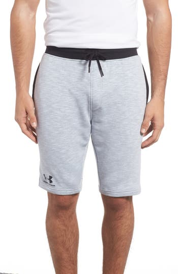 Under Armour Sportstyle Shorts, Grey