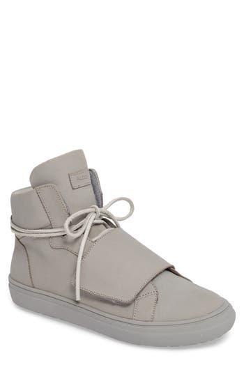 Aldo Alalisien High Top Sneaker, Grey