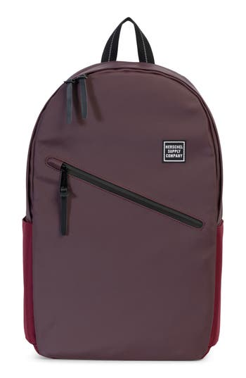 Herschel Supply Co. Parker Studio Collection Backpack - Red