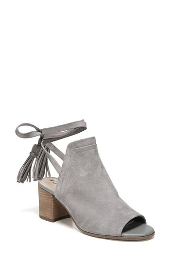 Sam Edelman Sampson Block Heel Bootie, Grey