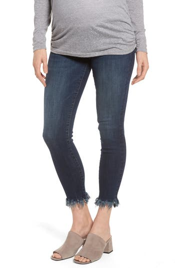 Margaux Crop Maternity Jeans
