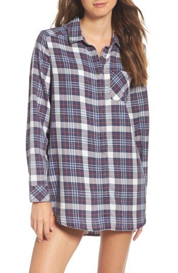 Women's Make + Model Plaid Night Shirt