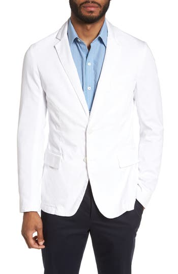 Zachary Prell Anther Sport Coat, White