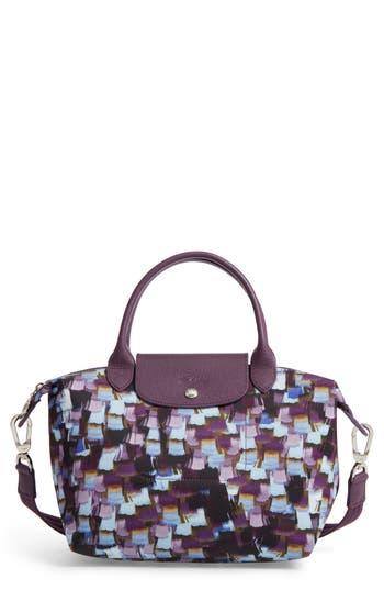 Longchamp Le Pliage Neo - Vibrations Nylon Tote - Purple