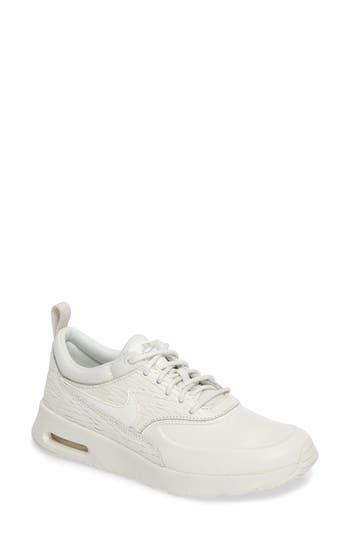 Nike Air Max Thea Premium Sneaker, Beige