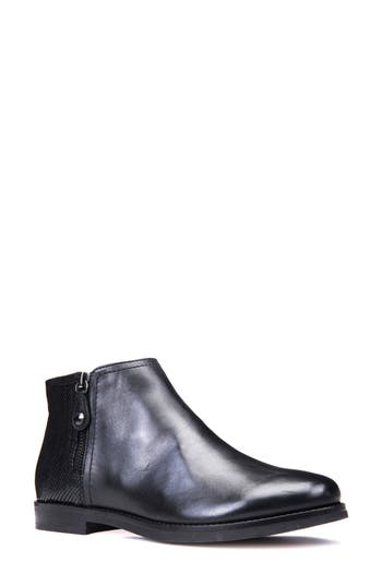Geox Promethea Bootie, Black