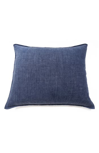 Pom Pom At Home Montauk Big Accent Pillow, Size One Size - Blue