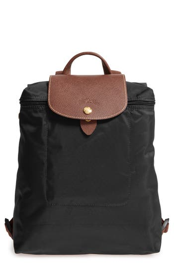 Longchamp 'Le Pliage' Backpack - Black at NORDSTROM.com