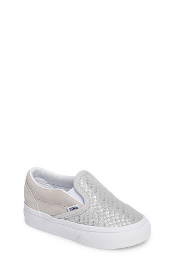 Toddler Boy's Vans Classic Slip-On Sneaker