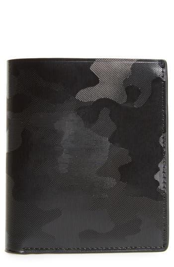 Want Les Essentiels Bradley Bifold Leather Wallet - Black