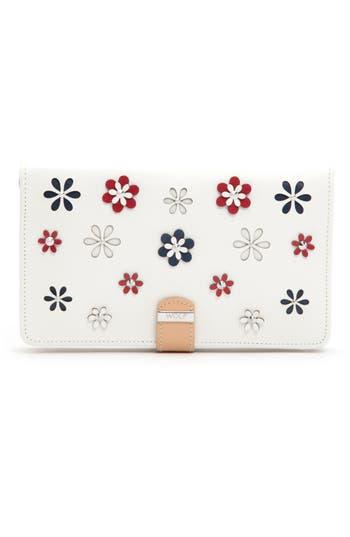 WOLF Blossom Leather Jewelry Portfolio