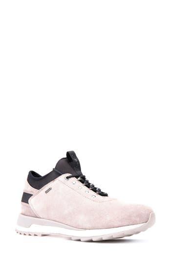 Geox Aneko Abx Waterproof Sneaker, Beige