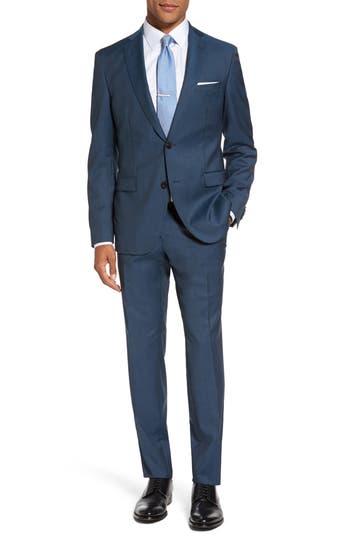 Men's Boss Reyno/wave Trim Fit Suit