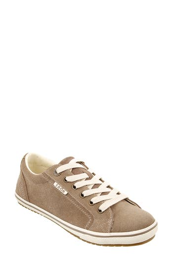 Taos Retro Star Sneaker, Brown