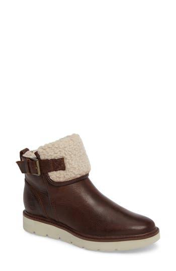 Timberland Kenniston Fleece Lined Boot- Brown
