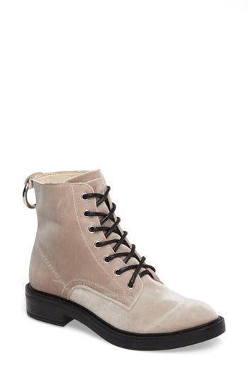 Dolce Vita Combat Boot, Grey