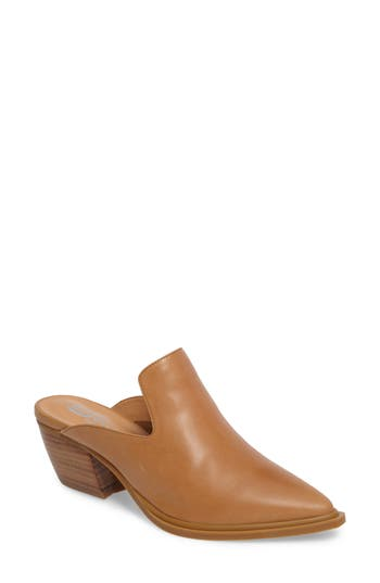 Sbicca Mulah Pointy Toe Mule, Brown