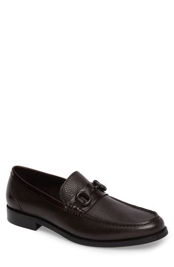 Kenneth Cole New York Bit Loafer, Brown