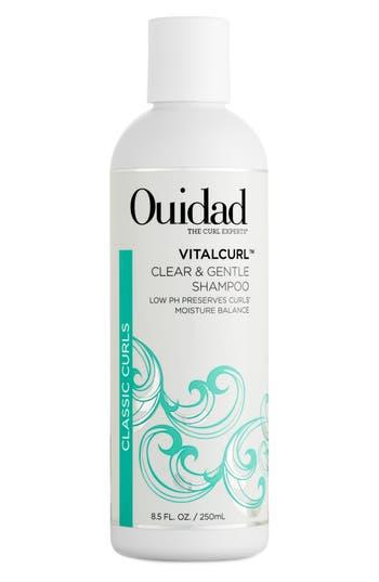 Ouidad Vitalcurl™ Clear & Gentle Shampoo, Size