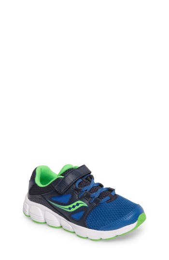 Boys Saucony Kotaro 4 Ac Athletic Sneaker Size 2 M  Blue