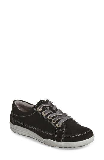 Josef Seibel Dany 57 Sneaker, Black