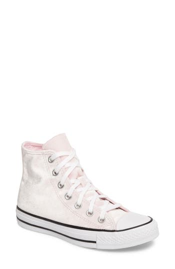 Converse Chuck Taylor All Star Seasonal Hi Sneaker- Pink