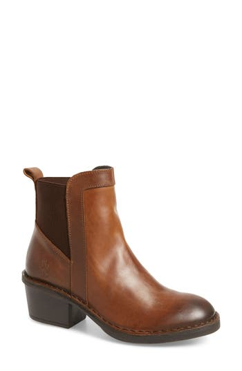 Fly London Dicy Bootie - Brown