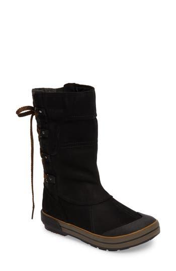 Keen Elsa Premium Tall Waterproof Boot, Black