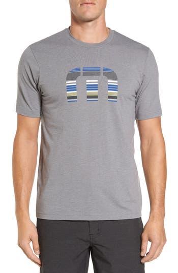 Travis Mathew Tank Graphic T-Shirt, Grey