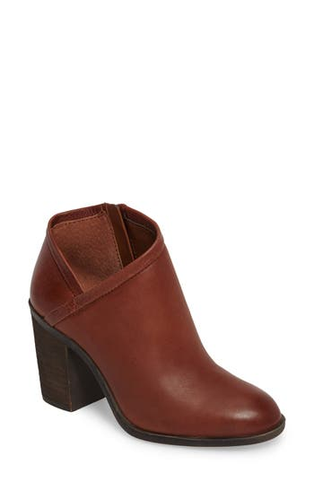 Lucky Brand Salza Bootie- Brown