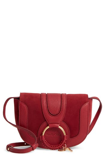 See By Chloe Leather Bag - Red