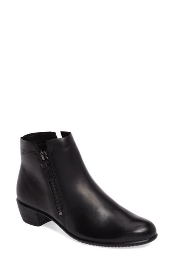 Ecco Touch 35 Bootie, Black
