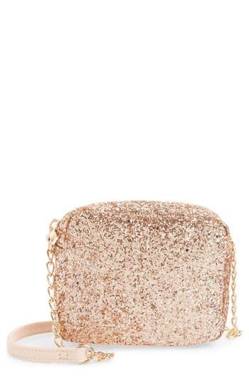 Girls Omg Glitter Crossbody Bag