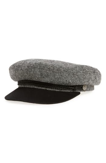 Women's Brixton Fiddler Cap - Black at NORDSTROM.com