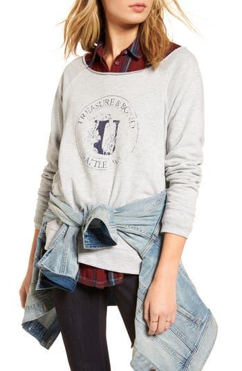 Women's Treasure & Bond Graphic Sweatshirt