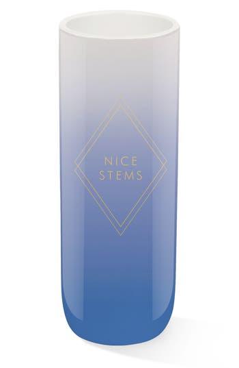 Fringe Studio Nice Stems Vase, Size One Size - Blue